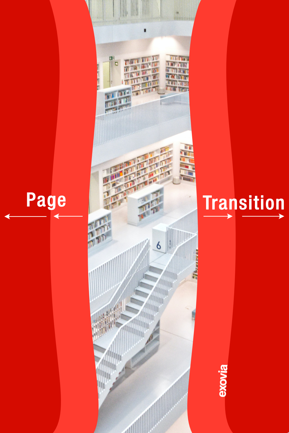 page transition website